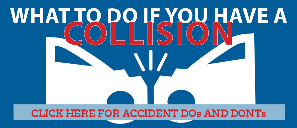 What to Do if you Have a Vehicle Accident